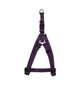 "Dog & cat Zeus Nylon Step-In Dog Harness - Royal Purple - Small - 1 cm x 33 cm-45 cm (3/8"" x 13""-18"")"