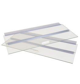 """Aquaria (W) Seapora Glass Canopy - 48"""" x 13"""""""
