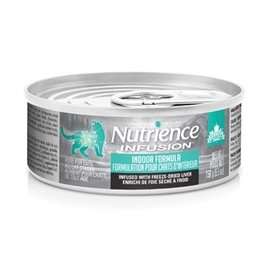 Dog & cat Nutrience Infusion Pâté - Indoor Formula - 156 g (5.5 oz)
