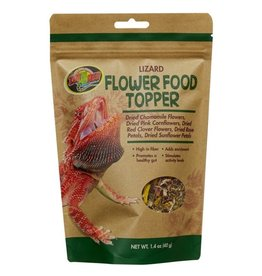 Reptiles ZM Flower Food Topper - Lizard - 1.4 oz