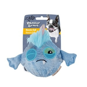 Dog & cat All for Paws - Monster Bunch Ball - Blue