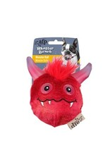 Dog & cat All for Paws - Monster Bunch Ball - Red
