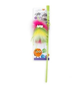 Dog & cat All for Paws - Furry Ball Fluffer Wand - Pink