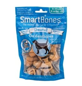 Dog & cat (W) SmartBones - Dental - Mini - 8pk