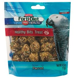 Bird Forti-Diet Pro Health<br /> Healthy Bits Treats for Parrots - 4.75 oz