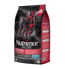 Dog & cat (W) Nutrience Grain Free Subzero for Large Breed Dogs - Prairie Red - 10 kg (22 lbs)