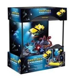 Aquaria MA Deep Sea Exploration Aquarium Kit 17L/4.5 Gal