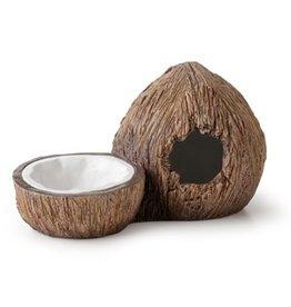 Reptiles Exo Terra Coconut Hide & Water Dish