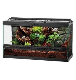 "Reptiles Zilla Front Opening Terrarium - 30"" x 12"" x 16"""