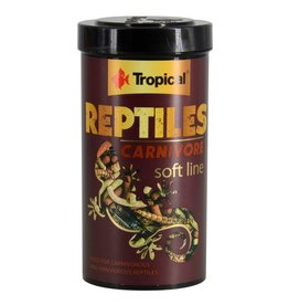 Reptiles (W) Tropical Reptiles Carnivore Soft Line - 65 g
