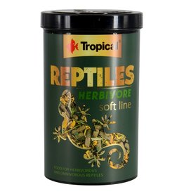 Reptiles (W) Tropical Reptiles Herbivore Soft Line - 260 g