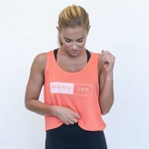 Bella+Canvas Coral ZYN22 Crop Tank