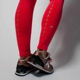 Glyder Peek-A-Boo Legging Hibiscus