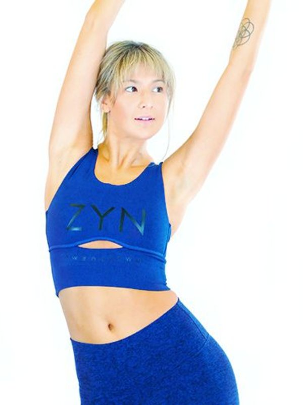 Glyder Cobalt ZYN Twenty Two Bra