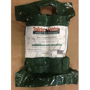 Tollden Farms TF Boar & Vegetable Patties 8lbs