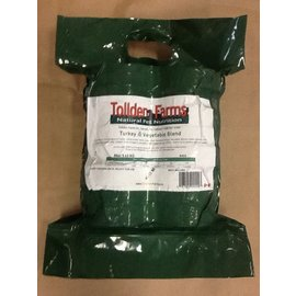 Tollden Farms TF Turkey & Vegetable Patties 8lbs