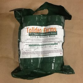 Tollden Farms TF Lamb & Botanical Patties 8lbs
