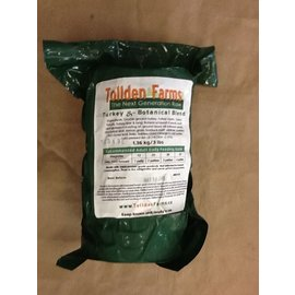 Tollden Farms TF Turkey & Botanical Patties 3lbs