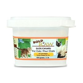 BOLD RAW BOLD Duck for Cats 1lb