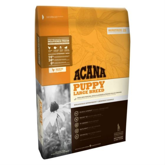 ACANA ACANA *Heritage* Puppy Large Breed 11.4kg