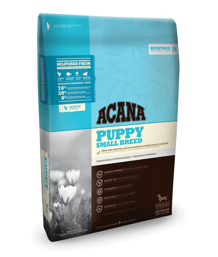 ACANA ACANA *Heritage* Puppy Small Breed 2kg