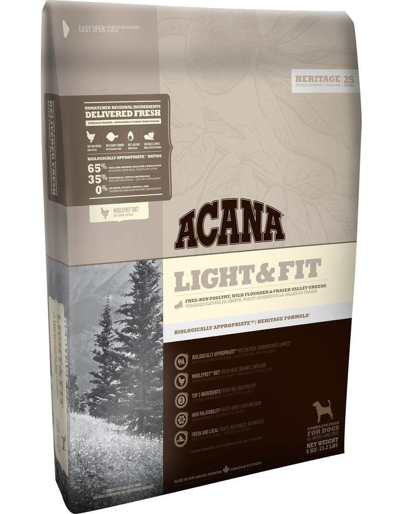 ACANA ACANA Light & Fit 11.4kg