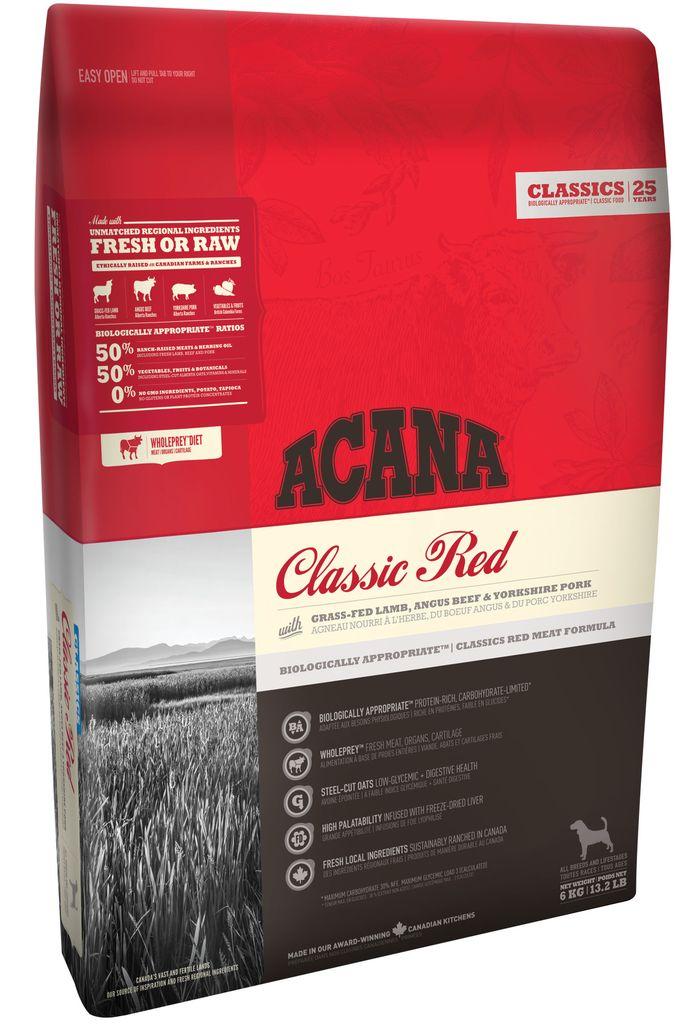 ACANA ACANA *Classics* Red 11.4kg