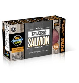 BCR BCR Pure Salmon Carton -  4 lb