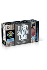 BCR BCR Turkey Salmon Lamb Blend Carton 4 lb