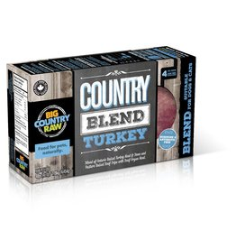 BCR BCR Country Blend Carton - 4 lb