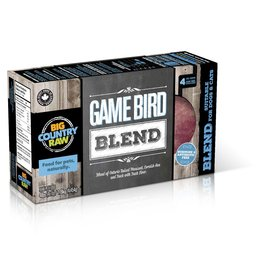 BCR BCR Game Bird Blend Carton - 4 lb