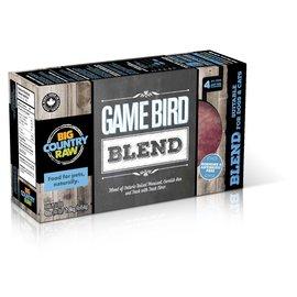 BCR BCR Game Bird Blend Carton - 4 lb