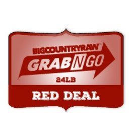 BCR BCR Grab N Go Red Deal