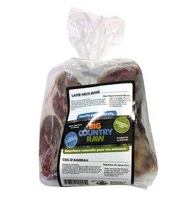 BCR BCR BONES Lamb Neck Bone 2lbs
