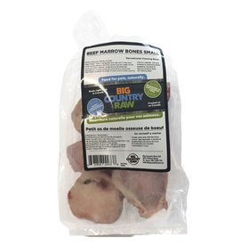 BCR BCR BONES Beef Marrow Small 2lb