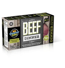BCR BCR Beef Dinner Carton - 4 lb