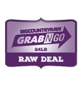 BCR BCR Grab N Go Raw Deal