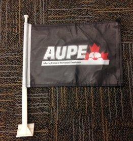 AUPE Car Flag