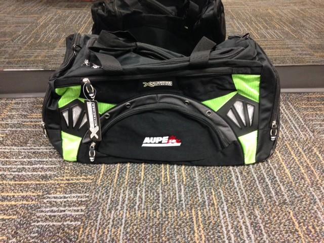 Nero Duffle Bags