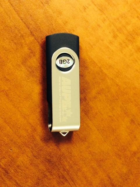 ROTATING USB - 2GB