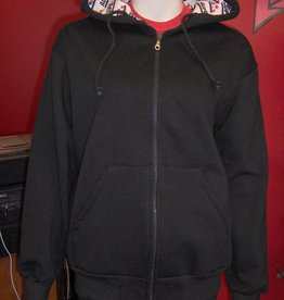 Sale items Custom Hoodie (Logo in Hood)- Unisex