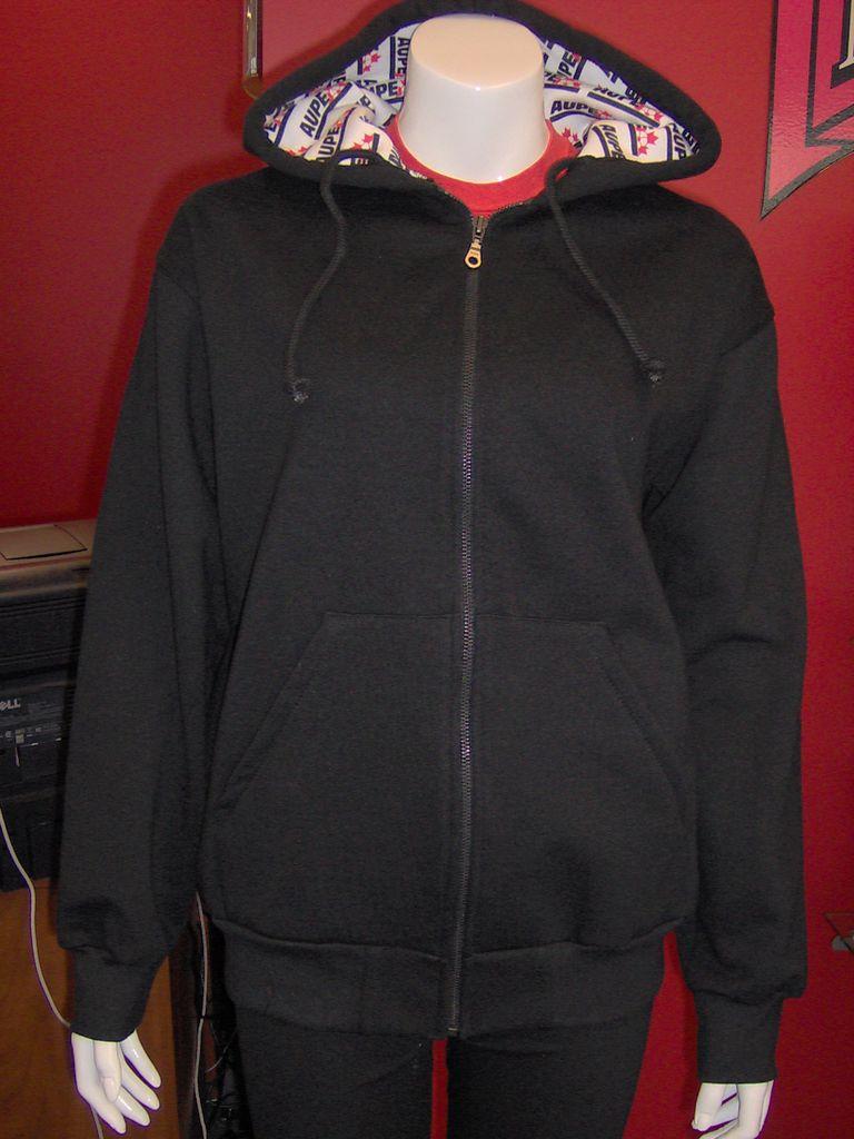 Sale items Custom Hoodie (Logo in Hood)- Unisex