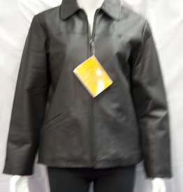 Nappa Leather Jacket- Women's