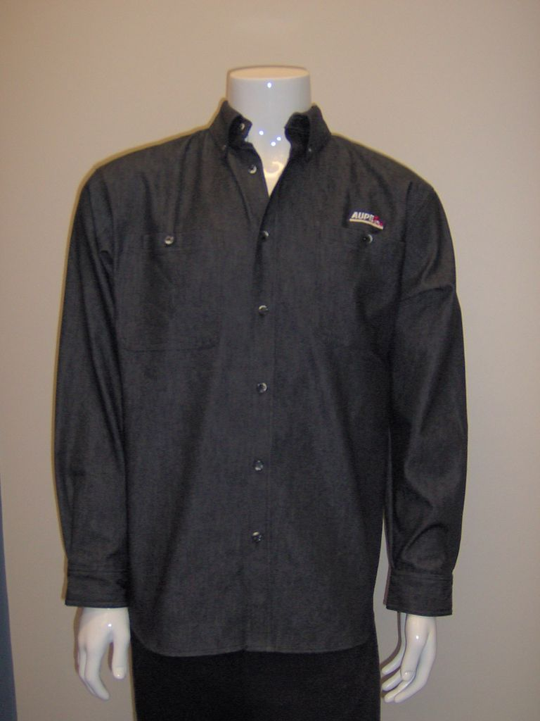Sale items Jean Dress Shirt-Men's