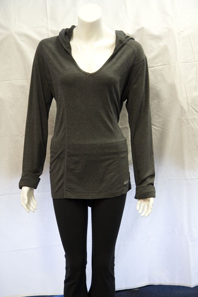 Tunic-Long Hood-Women's