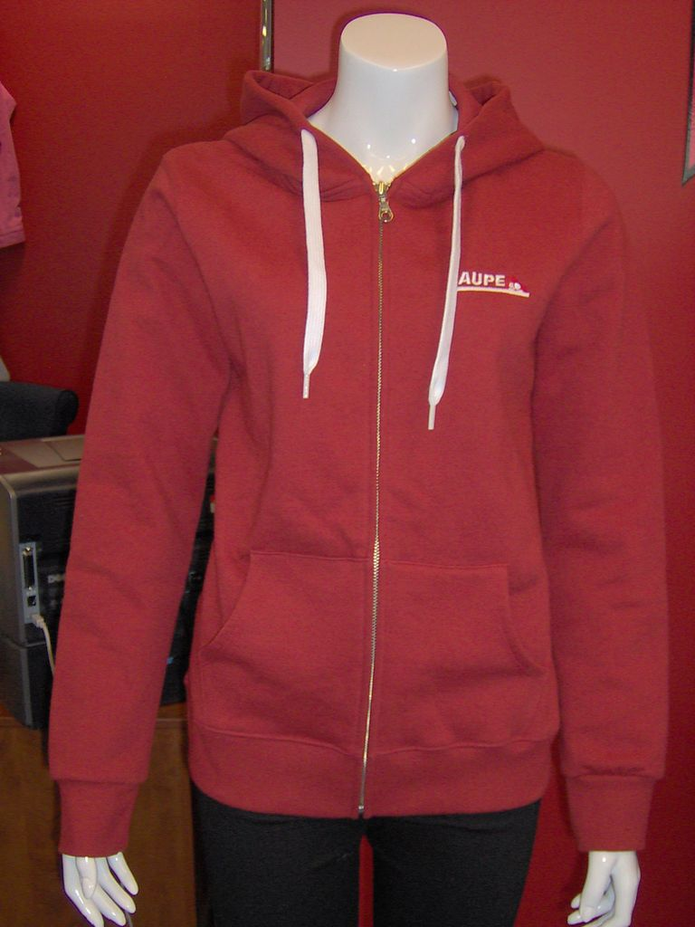 True Red Hoodie-Women's