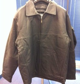 Nappa Leather Jacket - Men's