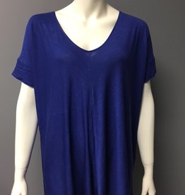 Ladies Lacy Blousy V-Neck Top