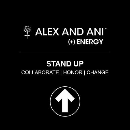 Alex and Ani Alex & Ani Bracelet Stand up to Cancer Rafaelian Silver Finish