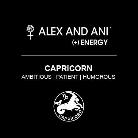 Alex and Ani Alex & Ani Bracelet Capricorn II Rafaelian Silver Finish